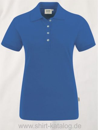 15876-hakro-Women-Poloshirt Stretch-222-royal