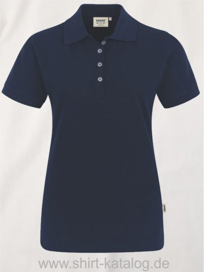 15876-hakro-Women-Poloshirt Stretch-222-tinte