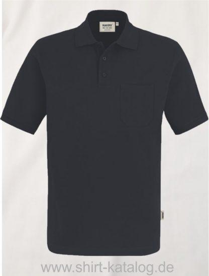 15884-Hakro-Pocket-Poloshirt-Top-802-Black