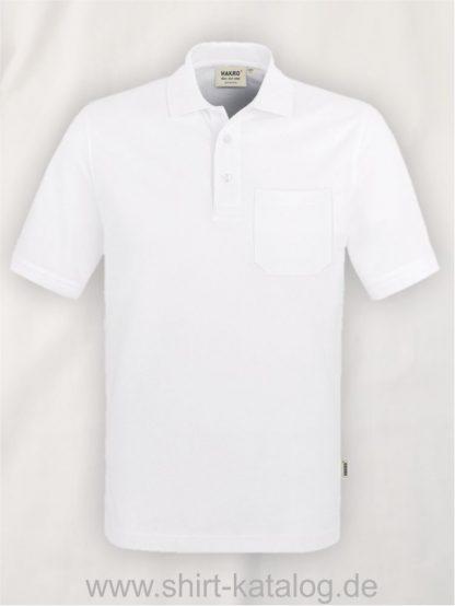 15884-Hakro-Pocket-Poloshirt-Top-802-weiss