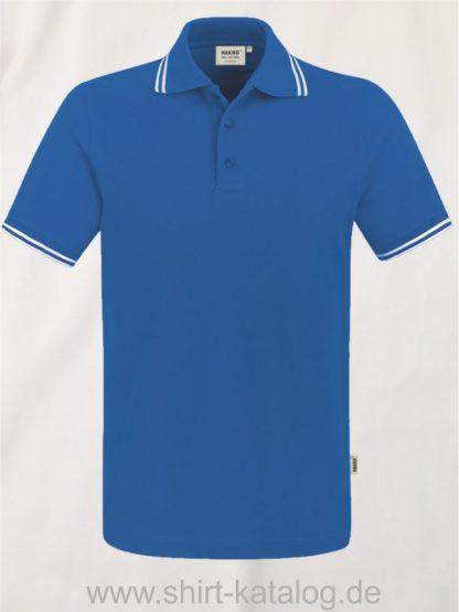 15886-Poloshirt Twin-Stripe-805-royal-weiss