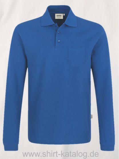15887-Longsleeve-Pocket-Poloshirt-Top-809-royal