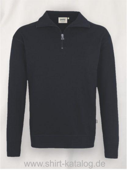 15906-zip-sweatshirt-premium-451-schwarz
