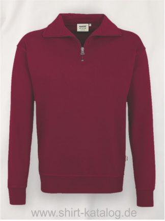 15906-zip-sweatshirt-premium-451-weinrot