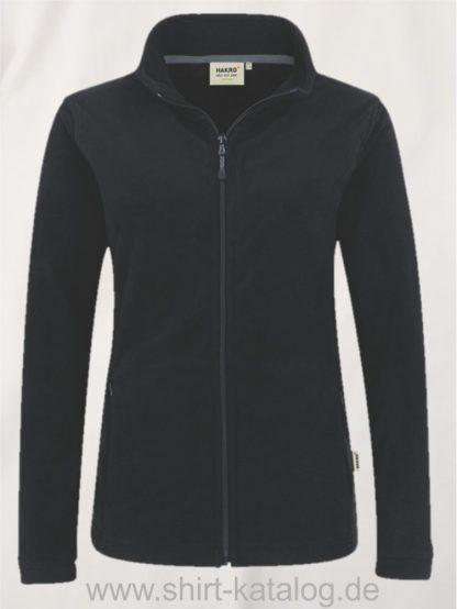 15915-Women-Fleece-Jacke-Delta-240-Black