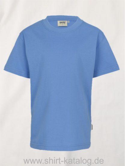15931-hakro-kids-t-shirt-classic-210-malibublau
