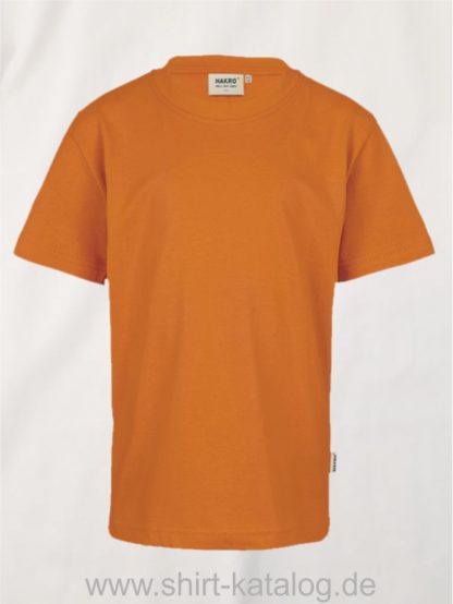 15931-hakro-kids-t-shirt-classic-210-orange