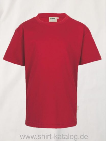 15931-hakro-kids-t-shirt-classic-210-rot