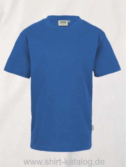 15931-hakro-kids-t-shirt-classic-210-royal