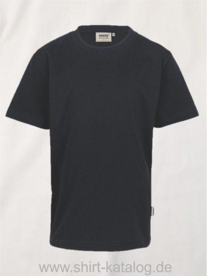 15931-hakro-kids-t-shirt-classic-210-schwarz