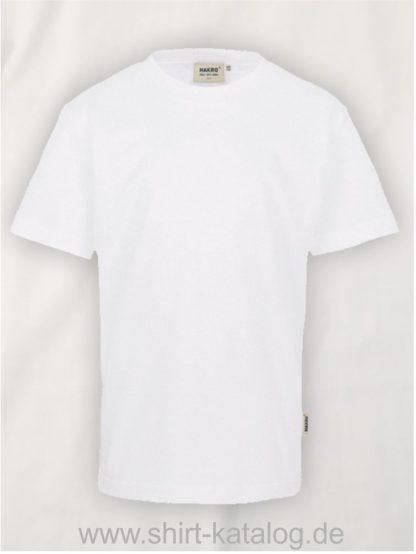 15931-hakro-kids-t-shirt-classic-210-weiß