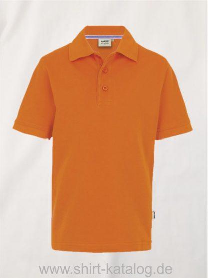 15934-hakro-kids-poloshirt-classic-400-orange