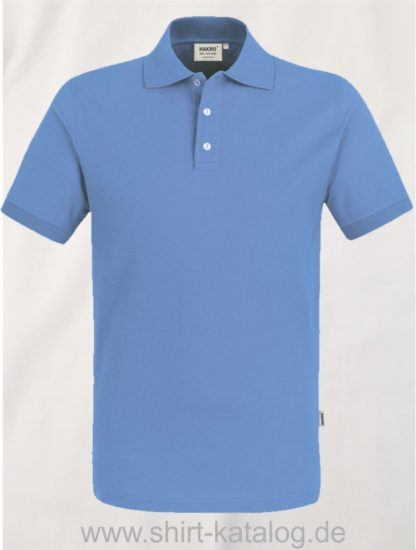 21344-Poloshirt Stretch-822-malibublau