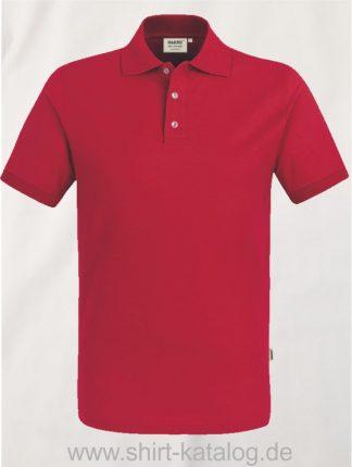 21344-Poloshirt Stretch-822-rot
