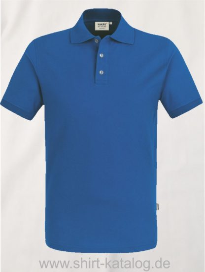 21344-Poloshirt Stretch-822-royal