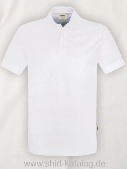 21344-Poloshirt Stretch-822-weiss