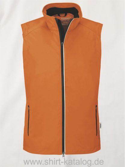 22323-Light-Softshell-Weste-Edmonton-854-orange