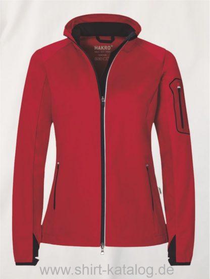 22324-Women-Light-Softshell-Jacke Sidney-256-red