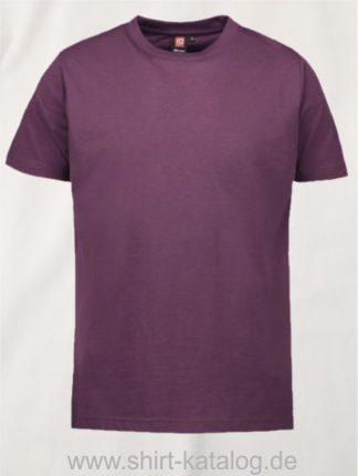 12012-ID-Identity-pro-wear-herren-t-shirt-0300-bordeaux