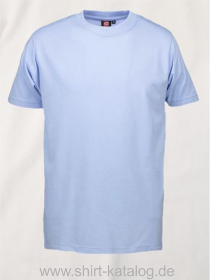 12012-ID-Identity-pro-wear-herren-t-shirt-0300-light-blue