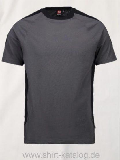 12030-ID-Identity-pro-wear-t-shirt-kontrast-0302-silver