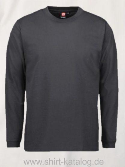 12031-ID-Identity-pro-wear-herren-t-shirt-langarm-0311-silver