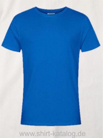 12055-Promodoro-EXCD Men-T-Shirt-3077-Cobalt-Blue