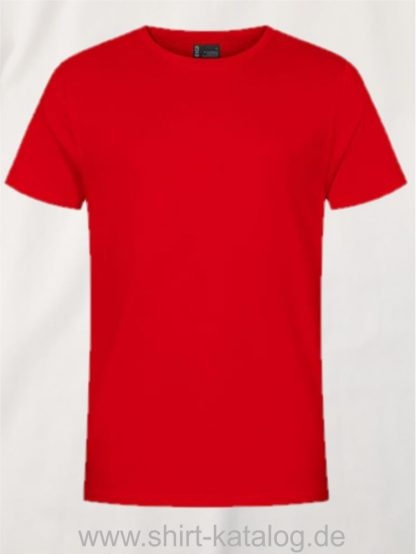 12055-Promodoro-EXCD Men-T-Shirt-3077-Fire-Red