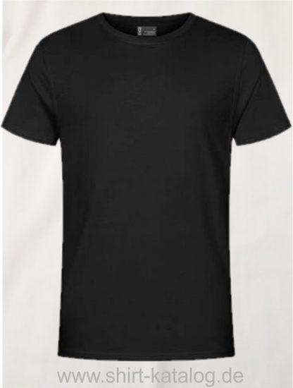 12055-Promodoro-EXCD Men-T-Shirt-3077-Schwarz