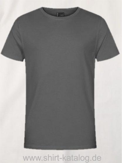 12055-Promodoro-EXCD Men-T-Shirt-3077-Steel-Grey