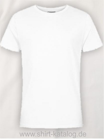 12055-Promodoro-EXCD Men-T-Shirt-3077-Weiss