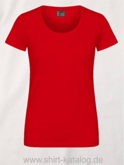 12060-EXCD-Women-T-Shirt-3075-Fire-REd