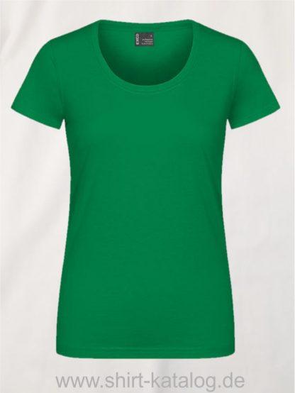 12060-EXCD-Women-T-Shirt-3075-Green
