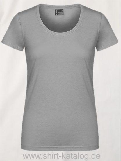 12060-EXCD-Women-T-Shirt-3075-New-Light-Grey