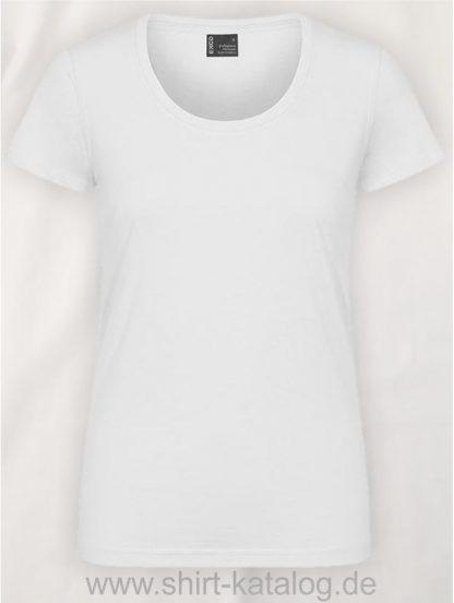 12060-EXCD-Women-T-Shirt-3075-Weiss