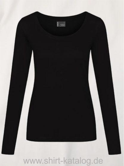12332-EXCD-Women-T-Shirt LS-4095-Sasaki