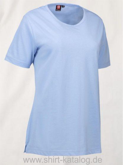 29331-ID-Identity-Pro-Wear-Care-Damen-T-Shirt-0373-Hellblau