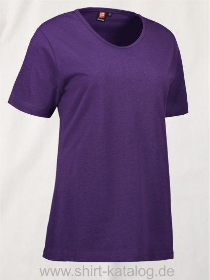 29331-ID-Identity-Pro-Wear-Care-Damen-T-Shirt-0373-Lila