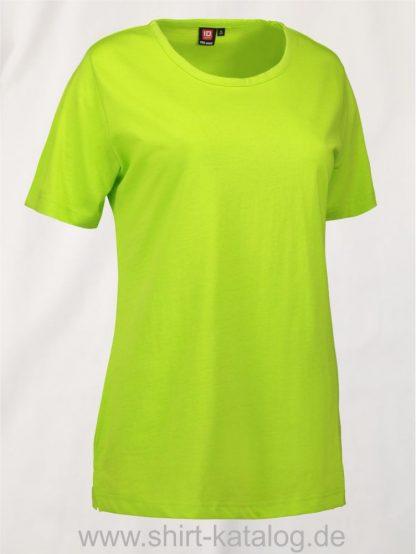 29331-ID-Identity-Pro-Wear-Care-Damen-T-Shirt-0373-Lime