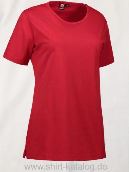 29331-ID-Identity-Pro-Wear-Care-Damen-T-Shirt-0373-Rot