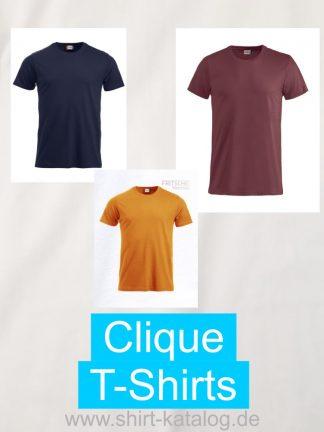 Clique-T-Shirts