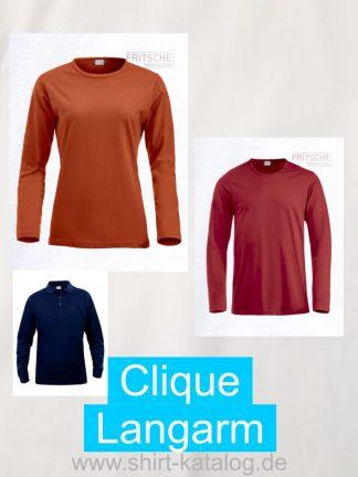 Clique-Longsleeves