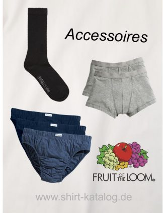 Fruit Of the Loom-Accessoires