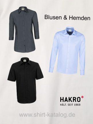 Hakro-Blusen & Hemden