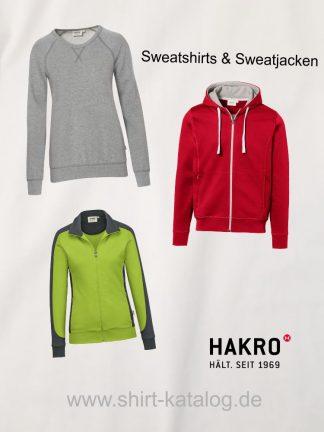 Hakro-Sweatshirts & Sweatjacken
