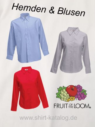 Fruit Of the Loom-Hemden & Blusen