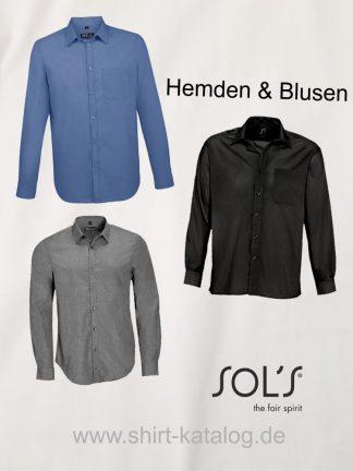 Sol's-Hemden und Blusen