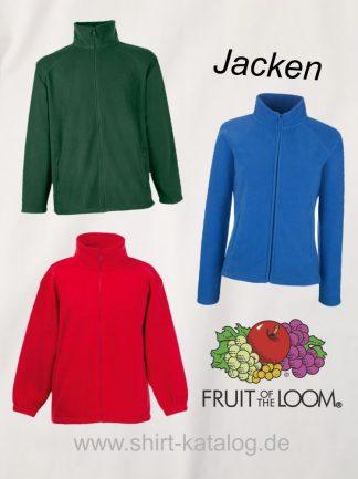 Fruit Of the Loom-Jacken