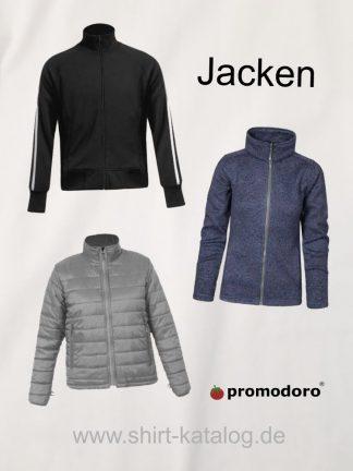 Promodoro-Jacken