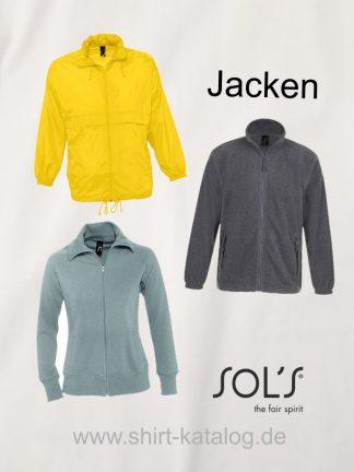 Sol's-Jacken